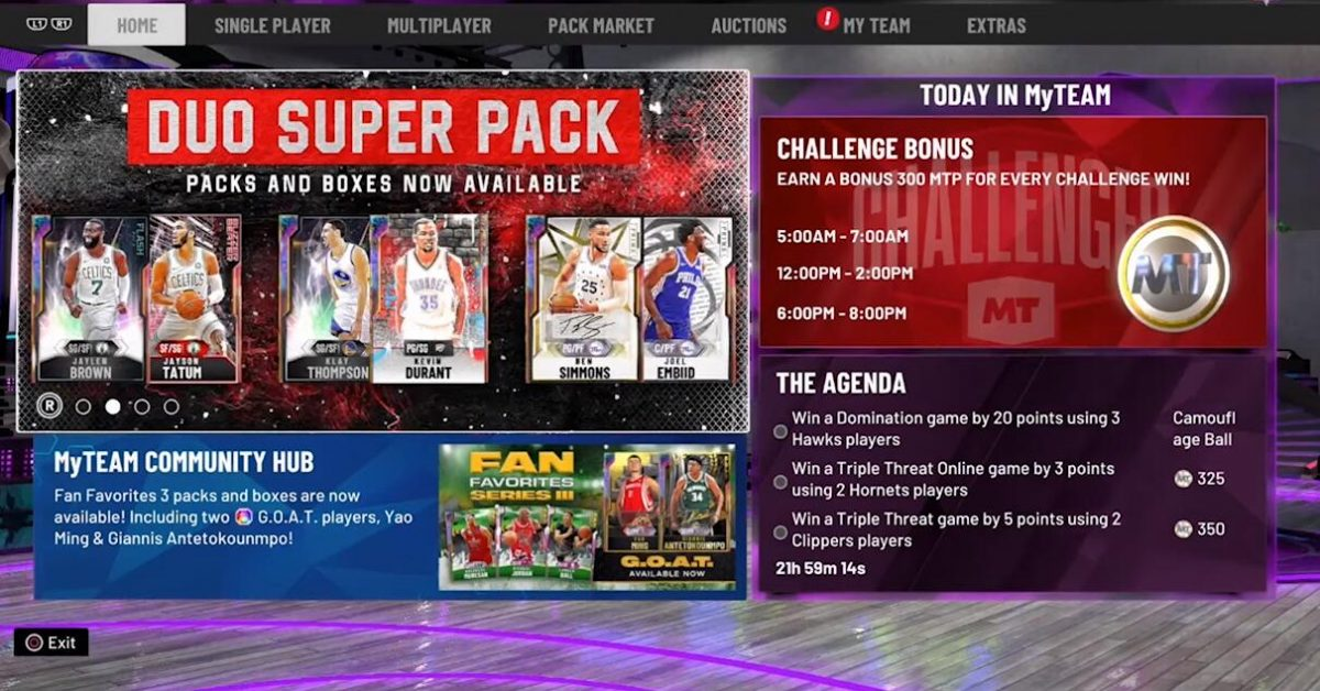 Tips on how to make NBA 2K21 MT quickly!