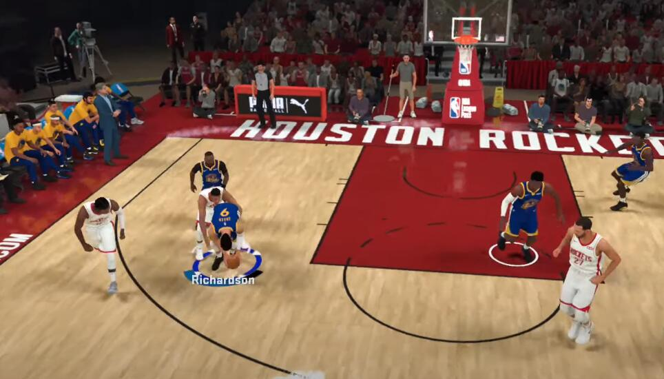 How to Steal the ball in NBA 2K21