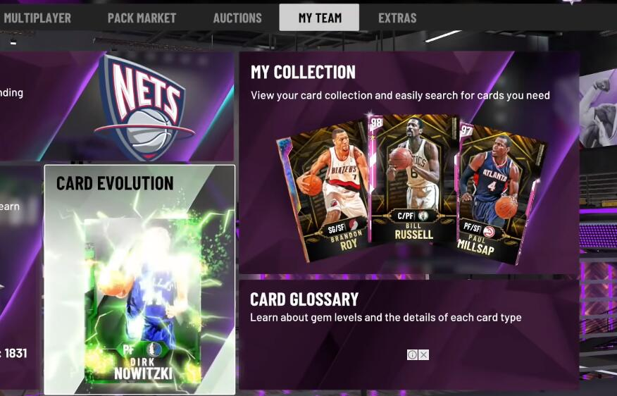 How to make MyTeam NBA 2K21 MT by Flipping the Cards