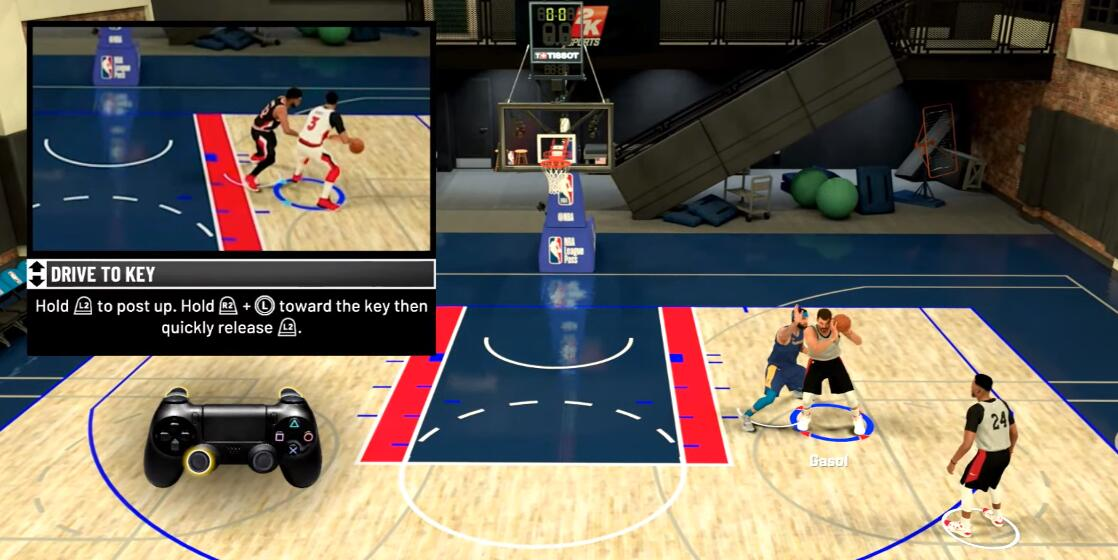 NBA 2K21 Defensive Control Tips for Beginners