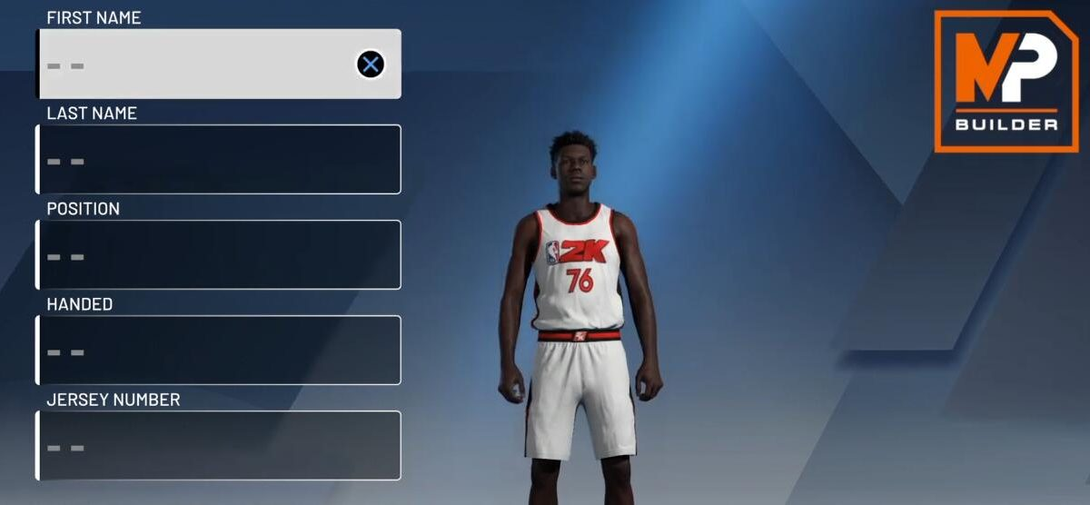 How to solve the invisible player in NBA 2k21
